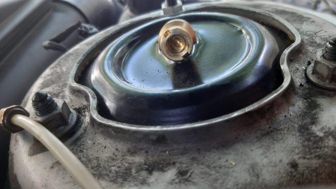 Restdruckventil (RDV) ohne Luftleitung